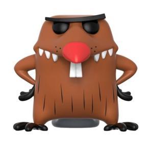 ニコロデオン Nickelodeon フィギュア Angry Beavers Dagget Pop! Vinyl Figure #323|fermart-hobby