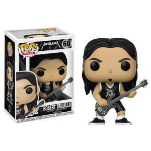 メタリカ Metallica フィギュア Robert Trujillo Pop! Vinyl Figure #60|fermart-hobby