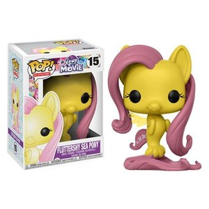 マイリトルポニー My Little Pony フィギュア Movie Fluttershy Sea Pony Pop! Vinyl Figure|fermart-hobby