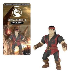 モータルコンバット Mortal Kombat 可動式フィギュア Liu Kang Action Figure fermart-hobby