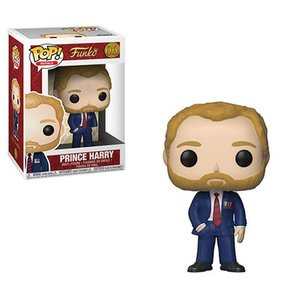歴史上の人物フィギュア Historical Figures フィギュア Royals Prince Harry Pop! Vinyl Figure #06|fermart-hobby