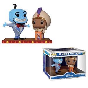 アラジン Aladdin フィギュア Genie Movie Moment Pop! Vinyl Figure fermart-hobby