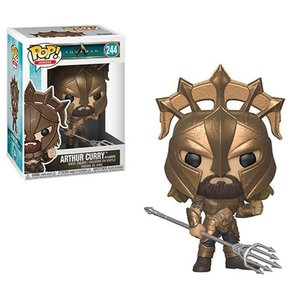 アクアマン Aquaman フィギュア Arthur Curry as Gladiator Pop! Vinyl Figure #244|fermart-hobby