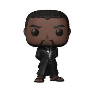 ブラックパンサー Black Panther フィギュア Black Robe Pop! Vinyl Figure|fermart-hobby