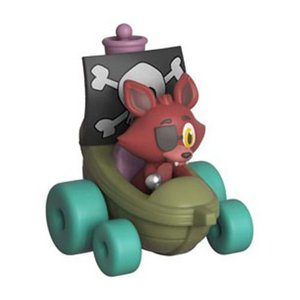 ファイヴナイツアットフレディーズ Five Nights at Freddys フィギュア Five Nights at Freddy's Foxy the Pirate Super Racer fermart-hobby