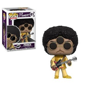 音楽 Music フィギュア Prince 3rd Eye Girl Pop! Vinyl Figure #81|fermart-hobby