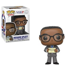 テレビ Television フィギュア Veep Richard Splett Pop! Vinyl Figure #726|fermart-hobby