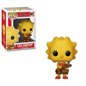 ザ シンプソンズ Simpsons フィギュア Lisa Saxophone Pop! Vinyl Figure|fermart-hobby
