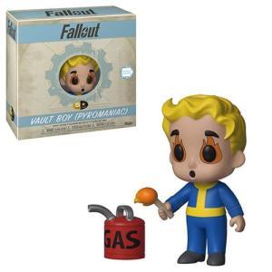フォールアウト Fallout フィギュア Vault Boy Pyromaniac 5 Star Vinyl Figure fermart-hobby