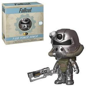 フォールアウト Fallout フィギュア T-51 Power Armor 5 Star Vinyl Figure fermart-hobby