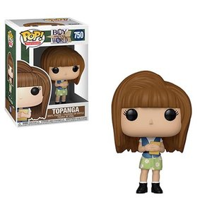 テレビ Television フィギュア Boy Meets World Topanga Lawrence Pop! Vinyl Figure #750|fermart-hobby