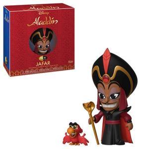 アラジン Aladdin フィギュア Jafar 5 Star Vinyl Figure fermart-hobby