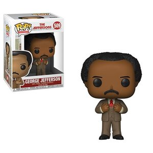 テレビ Television フィギュア The Jeffersons George Jefferson Pop! Vinyl Figure #509|fermart-hobby