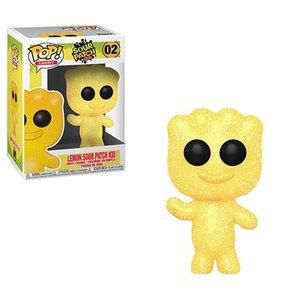 食べ物 Food フィギュア Sour Patch Kids Yellow Pop! Vinyl Figure #02|fermart-hobby