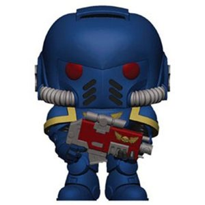 ウォーハンマー Warhammer フィギュア 40,000 Space Marine Pop! Vinyl Figure|fermart-hobby