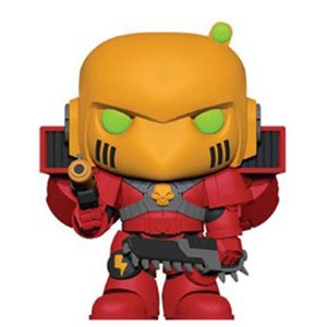 ウォーハンマー Warhammer フィギュア 40,000 Blood Angel Pop! Vinyl Figure|fermart-hobby