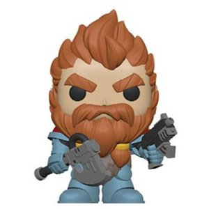 ウォーハンマー Warhammer フィギュア 40,000 Blood Claw Pack Leader Pop! Vinyl Figure|fermart-hobby