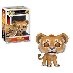 ライオン キング Lion King フィギュア Live Action Simba Pop! Vinyl Figure #547|fermart-hobby