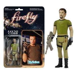 セレニティー Firefly/Serenity 可動式フィギュア Firefly Jayne Cobb ReAction 3 3/4-Inch Retro Action Figure fermart-hobby