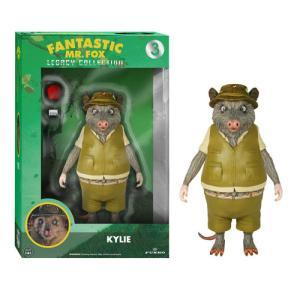 ファンタスティック Mr.FOX Fantastic Mr. Fox 可動式フィギュア Kylie Legacy Action Figure|fermart-hobby