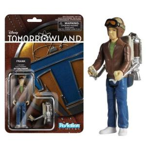 トゥモローランド Tomorrowland 可動式フィギュア Young Frank Walker ReAction 3 3/4-Inch Retro Action Figure|fermart-hobby