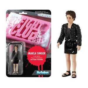 ファイト クラブ Fight Club 可動式フィギュア Marla Singer ReAction 3 3/4-Inch Retro Action Figure|fermart-hobby