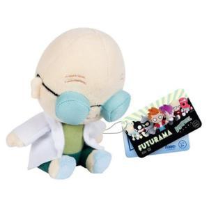 フューチュラマ Futurama ぬいぐるみ・人形 Professor Farnsworth Mopeez Plush|fermart-hobby