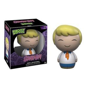 スクービー ドゥー Scooby-Doo フィギュア Fred Dorbz Vinyl Figure|fermart-hobby