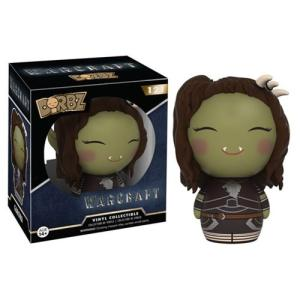 ウォークラフト Warcraft フィギュア Garona Dorbz Vinyl Figure|fermart-hobby