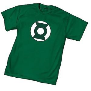 グリーンランタン グラフィティーデザインズ Graphitti Designs Green Lantern IV Symbol T-Shirt|fermart-hobby