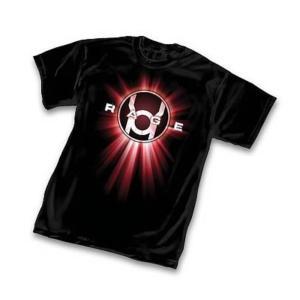 グリーンランタン グラフィティーデザインズ Graphitti Designs Green Lantern Red Lantern Symbol T-Shirt|fermart-hobby