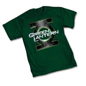 グリーンランタン グラフィティーデザインズ Graphitti Designs Green Lantern Movie Logo T-Shirt|fermart-hobby