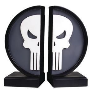パニッシャー Punisher 彫像・スタチュー Logo Bookends Statue|fermart-hobby