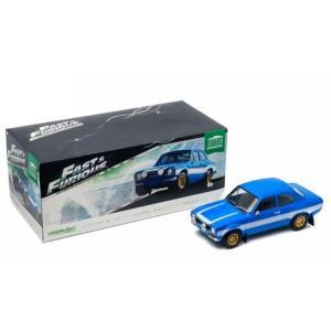 ワイルド スピード グリーンライト コレクション Greenlight Collectibles Fast and Furious 6 Ford Escort RS2000 Die-Cast Metal Vehicle|fermart-hobby
