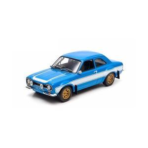 ワイルド スピード Fast and Furious 6 Movie 1974 Ford Escort RS2000 MKI 1:43 Scale Die-Cast Metal Vehicle|fermart-hobby