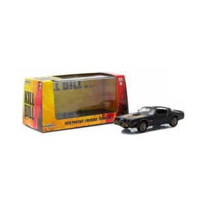 キル ビル Kill Bill Volume 2 1980 Pontiac Firebird Trans Am 1:43 Scale Die-Cast Metal Vehicle|fermart-hobby