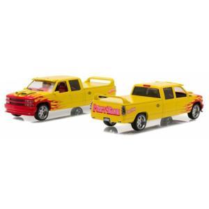 キル ビル Kill Bill グッズ : Vol. 1 1997 Chevrolet C-2500 Crew Cab Silverado Pussy Wagon 1:43 Scale Die-Cast Metal Vehicle|fermart-hobby