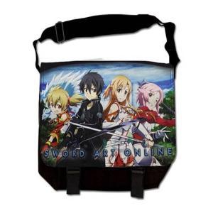 ソードアート オンライン グレートイースタンエンターテインメント Great Eastern Entertainment Sword Art Online Group Messenger Bag|fermart-hobby