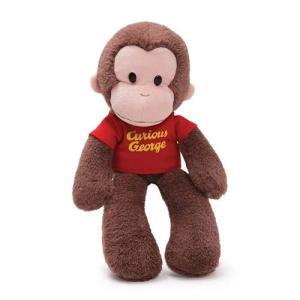おさるのジョージ Curious George ぬいぐるみ・人形 Take a Long Plush fermart-hobby