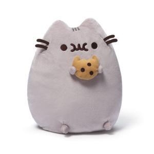 プシーン Pusheen ぬいぐるみ・人形 the Cat with Cookie Plush|fermart-hobby