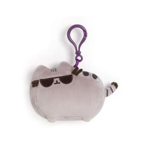 プシーン ガンド Gund Pusheen the Cat with Sunglasses Clip-On Backpack Plush|fermart-hobby