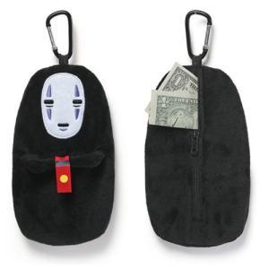 千と千尋の神隠し Spirited Away グッズ No Face Plush Pencil Bag|fermart-hobby