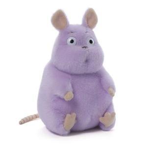 千と千尋の神隠し Spirited Away ぬいぐるみ・人形 Boh Mouse 6-Inch Plush|fermart-hobby