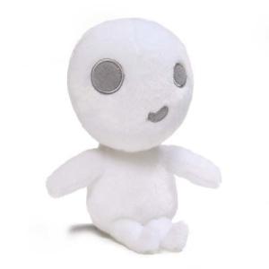 もののけ姫 Princess Mononoke ぬいぐるみ・人形 Kodama 6 1/2-Inch Plush|fermart-hobby