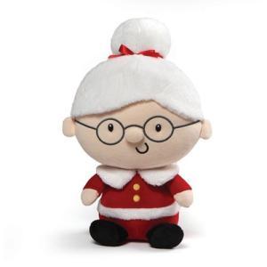 クリスマス Christmas ぬいぐるみ・人形 Rosey Mrs. Claus Plush|fermart-hobby