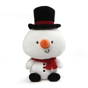 クリスマス Christmas ぬいぐるみ・人形 Chilly Snowman Plush|fermart-hobby
