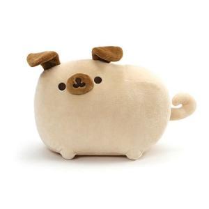 プシーン Pusheen ぬいぐるみ・人形 the Cat Pugsheen 9 1/2-Inch Plush|fermart-hobby