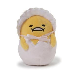 ぐでたま Gudetama ぬいぐるみ・人形 Baby 4 1/2-Inch Plush|fermart-hobby