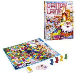 ゲーム ハズブロ ハズブロゲーム Hasbro Games Candy Land Game|fermart-hobby