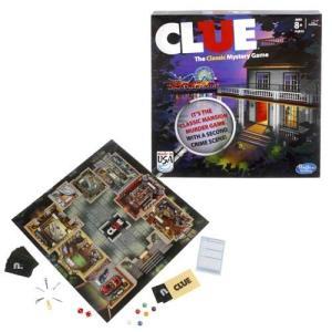ゲーム ハズブロ ハズブロゲーム Hasbro Games Clue Game|fermart-hobby